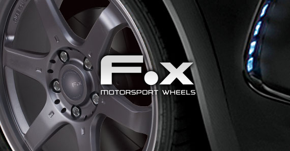 fx alloy wheels