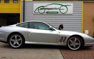 Ferrari Alloys