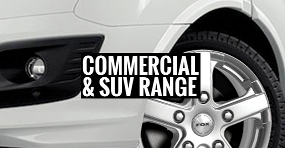 van alloy wheels